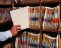 Первичная обработка документации