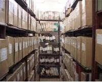 Требования санитарно-гигиенического режима хранения архивных документов